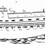 Конструкция и снабжение стальной спасательной шлюпки