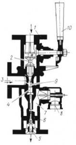 Пароструйный инжектор