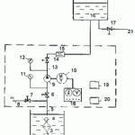 Схема насосной установки. Принци действия насосоной установки