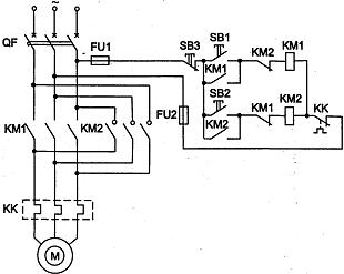 Схема пуска магнитного пускателя фото 427
