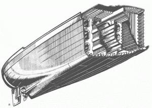 Система продольного набора танкера