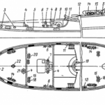 Буксирное устройство судна