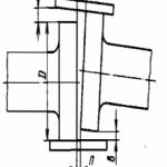 Метод проверки центровки судового валопровода при помощи линейки и щупа