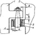 Технологический процесс разборки рулевого устройства судна