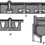 Технология ремонта кирпичной кладки футеровки парового котла