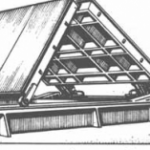 Устройство механизированных люковых закрытий