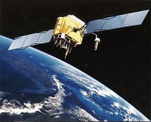 Спутник системы NAVSTAR GPS