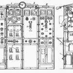 Аварийная электростанция. Состав оборудования, основные требо-вания. Схема распределительного щита и его связь с главным распределительным щитом.