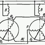 Индикаторный и трансформаторный режим работы сельсинов
